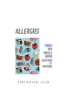 Allergies: Things You Should Know (Questions et Réponses) Cover Image