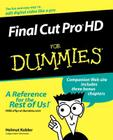 Final Cut Pro HD for Dummies Cover Image