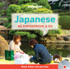 Lonely Planet Japanese Phrasebook and Audio CD Cover Image