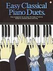 Easy Classical Piano Duets Cover Image