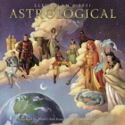 Llewellyn's 2021 Astrological Calendar: 88th Edition of the World's Best Known, Most Trusted Astrology Calendar Cover Image