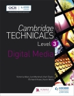 Cambridge Technicals Level 3 Digital Medialevel 3 (Cambridge Technicals 2016) Cover Image