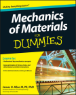 Mechanics of Materials for Dummies Cover Image