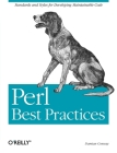 Perl Best Practices: Standards and Styles for Developing Maintainable Code Cover Image