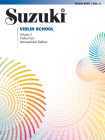 Suzuki Violin School, Vol 5: Violin Part Cover Image