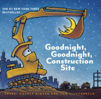 Goodnight, Goodnight Construction Site (Board Book for Toddlers, Children's Board Book) Cover Image