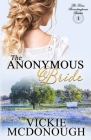The Anonymous Bride (Texas Boardinghouse Brides #1) Cover Image