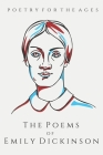 The Poems of Emily Dickinson: Poetry for the Ages Cover Image