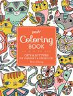 Posh Adult Coloring Book: Cats & Kittens for Comfort & Creativity (Posh Coloring Books #15) Cover Image