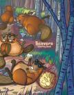 Beavers Coloring Book 1 Cover Image