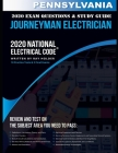 Pennsylvania 2020 Journeyman Electrician Exam Questions and Study Guide: 400+ Questions for study on the National Electrical Code Cover Image