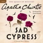 Sad Cypress (Hercule Poirot Mysteries) Cover Image
