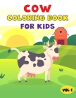 Cow Coloring Book For Kids: Best Cow Children Activity Book for Kids, Boys & Girls. Fun Facts about Tortoises & Turtles Cover Image