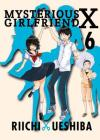 Mysterious Girlfriend X, 6 Cover Image