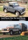Land Rover One Ten and Ninety Specification Guide Cover Image