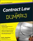 Contract Law for Dummies Cover Image