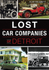 Lost Car Companies of Detroit Cover Image