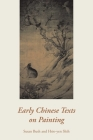 Early Chinese Texts on Painting Cover Image