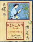 The Attack of the Giant Stink Bugs: The Adventures of Ru-LAN Cover Image