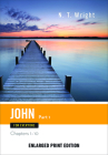 John for Everyone, Part 1: Chapters 1-10 (New Testament for Everyone) Cover Image