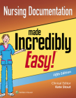 Nursing Documentation Made Incredibly Easy (Incredibly Easy! Series®) Cover Image