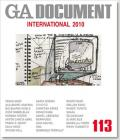 GA Document 113: International 2010 Cover Image