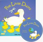 Five Little Ducks (Classic Books with Holes Us Soft Cover with CD) Cover Image