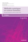 Méthodes statistiques en sciences humaines (2e édition) Cover Image