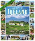 365 Days in Ireland Picture-A-Day Wall Calendar 2020 Cover Image