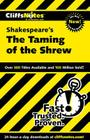 CliffsNotes on Shakespeare's The Taming of the Shrew Cover Image