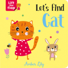 Let's Find Cat (Lift-the-Flap Books) Cover Image