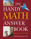 The Handy Math Answer Book (Handy Answer Books) Cover Image