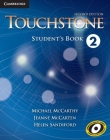 Touchstone Level 2 Student's Book Cover Image