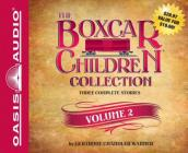 The Boxcar Children Collection Volume 2: Mystery Ranch, Mike's Mystery, Blue Bay Mystery Cover Image