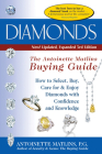 Diamonds (3rd Edition): The Antoinette Matlin's Buying Guide Cover Image