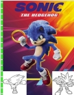 Sonic The Hedgehog: Coloring Book An Amazing Coloring Book For Relaxation, Stress Relieving And Have Fun With Adorable Characters Of Sonic Cover Image