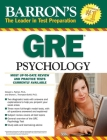 GRE Psychology (Barron's Test Prep) Cover Image