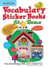 Vocabulary Sticker Books at Home Cover Image