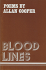 Blood Lines: Poems by Allan Cooper Cover Image