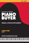 Piano Buyer Model & Price Supplement / Fall 2020 Cover Image