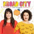 Broad City 2018 Wall Calendar Cover Image