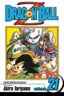 Dragon Ball Z, Vol. 21 Cover Image