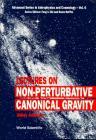 Lectures on Non-Perturbative Canonical Gravity Cover Image