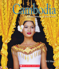 Cambodia (Enchantment of the World) (Library Edition) Cover Image