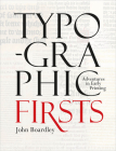 Typographic Firsts Cover Image