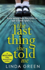The Last Thing She Told Me Cover Image