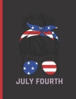 July Fourth: 2022-2026 Monthly Planner 5 Years-Dream It, Believe It, Achieve It Five Year Monthly Planner With Goals - Us Holidays Cover Image