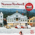 Norman Rockwell Pop-up Advent Calendar Cover Image