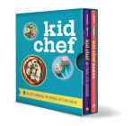 Kid Chef Box Set: The Kids' Cookbooks for Aspiring Chefs and Bakers Cover Image