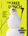 The Free Lunch Magazine: Issue 2: Entropy Cover Image